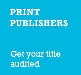 Print Publisher Benefits